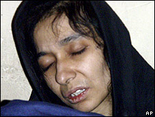 Afia Siddiqui Now