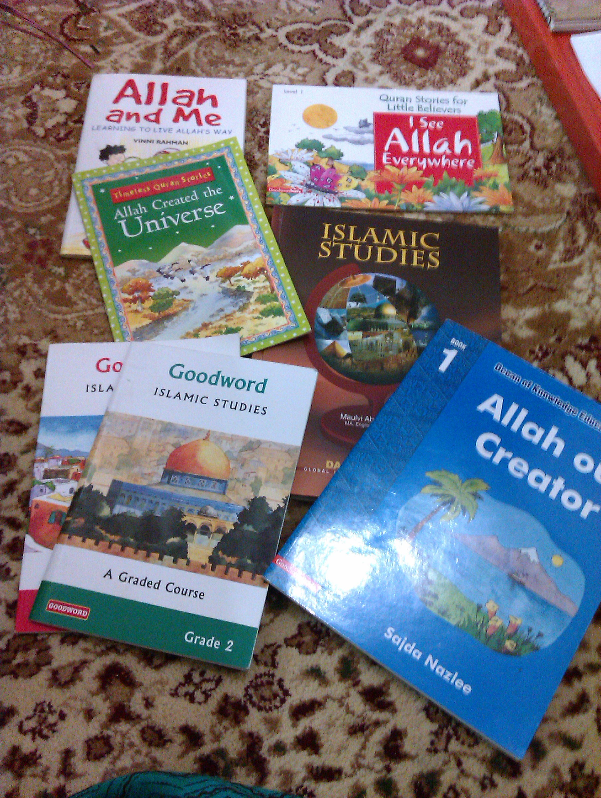 Stories from the Quran for 3 -5 year olds – gLiMpSes